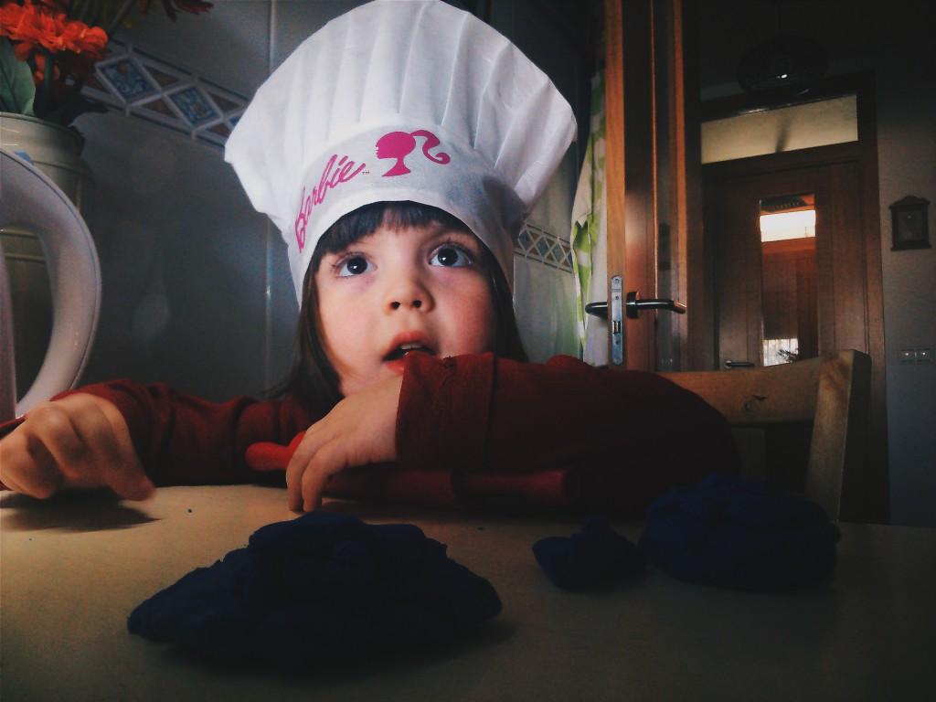 Fotografía de mi hija Emma Lorenzo