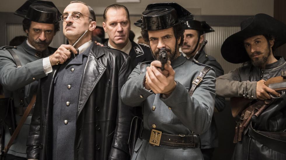 Imagen de la serie de TVE El Ministerio del Tiempo