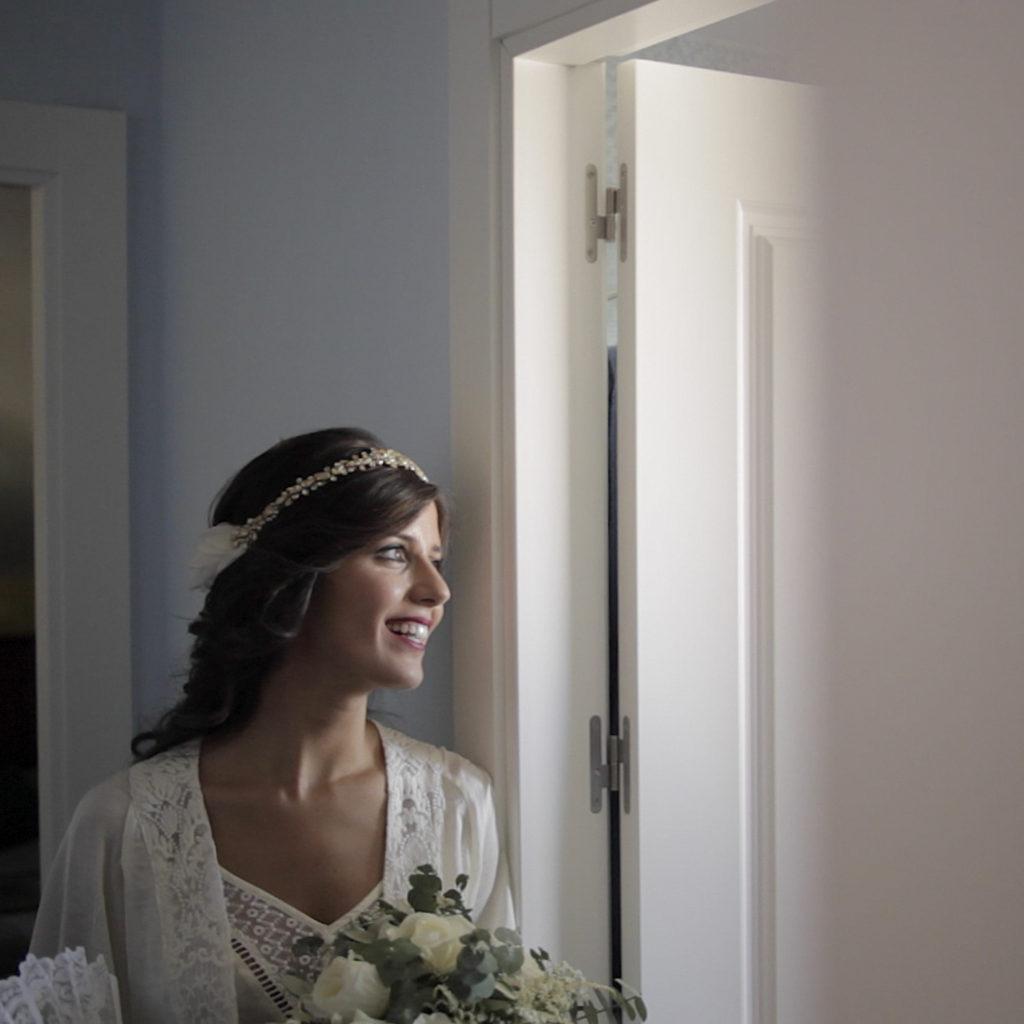 Imagen de video de boda en Salamanca por Carlos Lorenzo fillmmaker