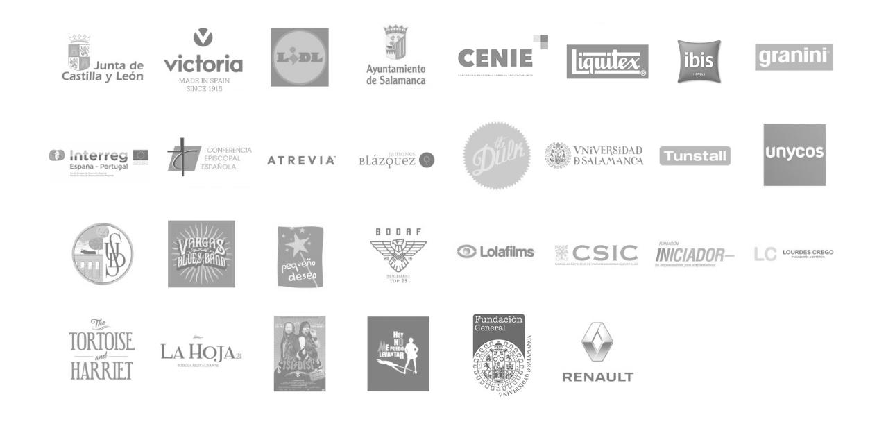 Empresas para la que hemos trabajado
