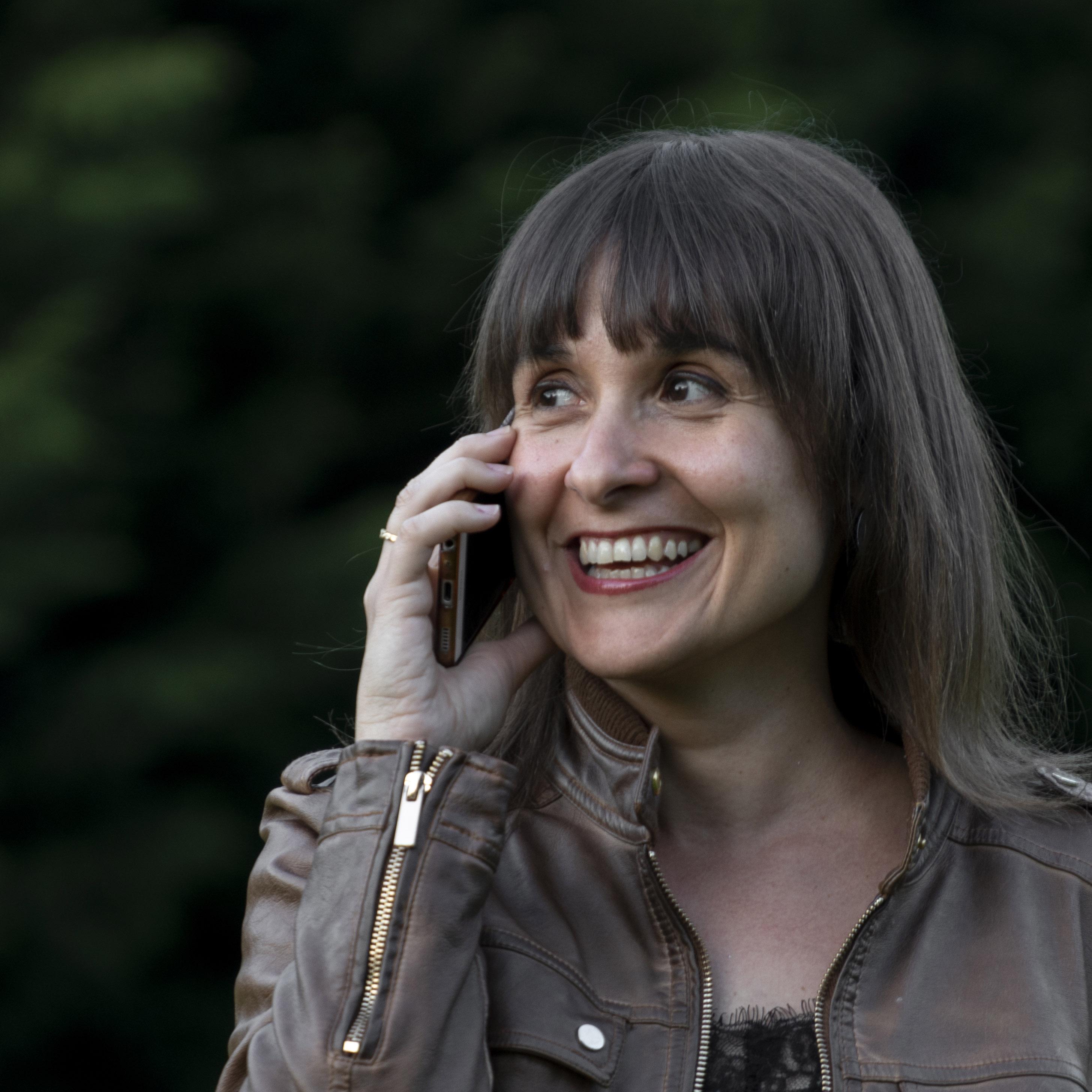 Teresa, jefa de producción de vídeos Carlos Lorenzo Filmmaker Salamanca